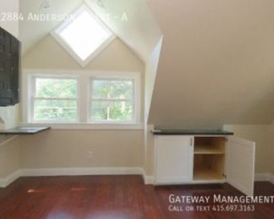 2884 Anderson Way #A, Placerville, CA 95667 1 Bedroom Apartment