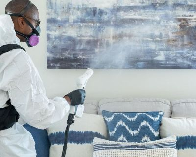Disinfection services in San Jose ca