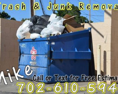 Trash and Junk Removal