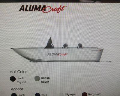 2021 Alumacraft Classic 165 CS Aluminum Fish Boats Hutchinson, MN