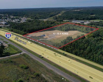 I-30 Frontage Road Land for Sale