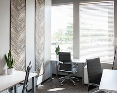 Private Office for 3 at WorkSuites