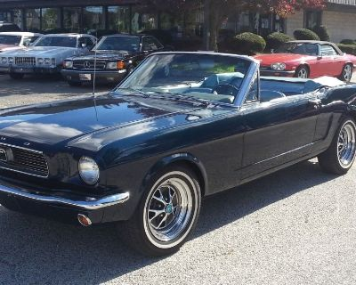 1966 Ford Sorry Just Sold!!! Mustang 289 Engine Auto Power Steering, Top...