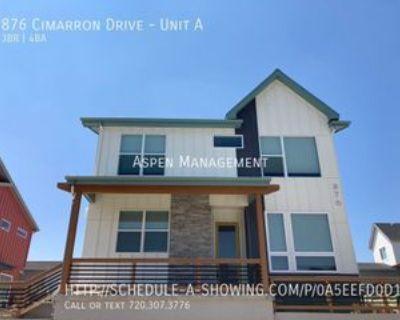 876 Cimarron Dr #A, Lafayette, CO 80026 3 Bedroom Apartment
