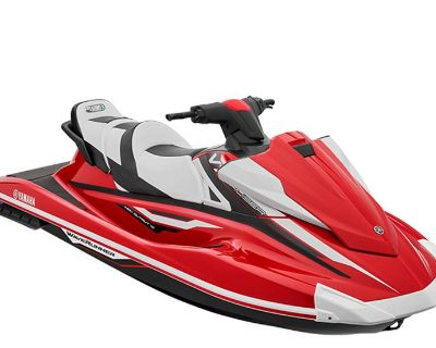 2020 Yamaha VX Cruiser PWC 3 Seater Janesville, WI