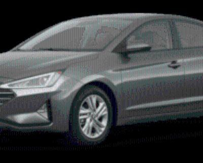 2020 Hyundai Elantra SEL 2.0L IVT