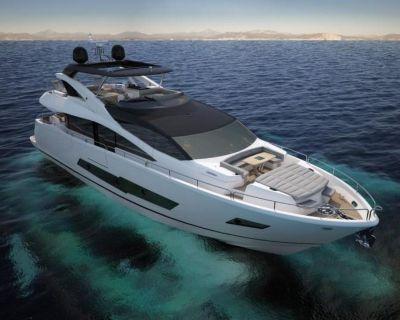 2014 86' Sunseeker 86 Yacht