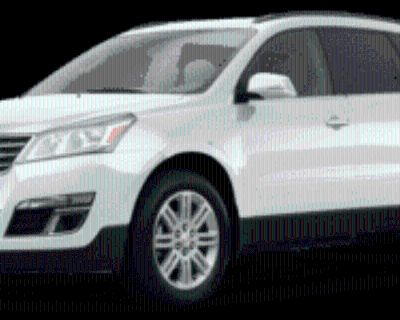 2014 Chevrolet Traverse LT with 1LT FWD