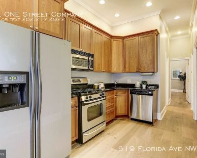 Townhouse Rental - 519 Florida Ave NW