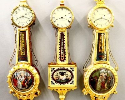 Fall Clock Auction - Accepting Select Items