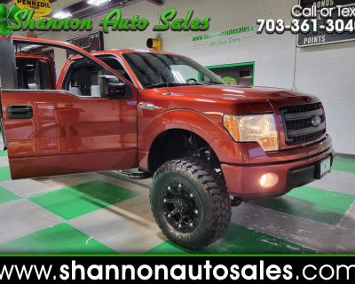 Used 2014 Ford F-150 STX SuperCab 6.5-ft. Bed 4WD