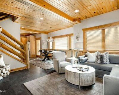 Just Listed! The Aspen: Spacious 3 BR Home Near Canyons Cabriolet - Park City