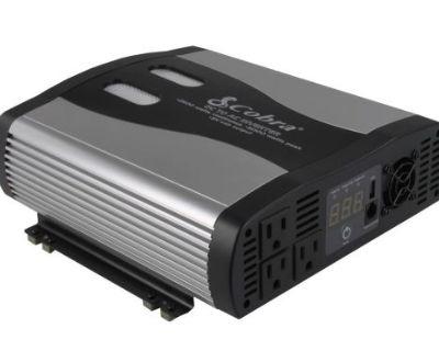 Cobra 2500 - 5000 Watt Power Inverter Car 12v Dc To 120v Ac W/ Usb | Cpi2575