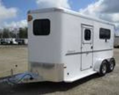 2021 Sundowner Trailers Charter TR SE 2H Warmblood BP 2 horses
