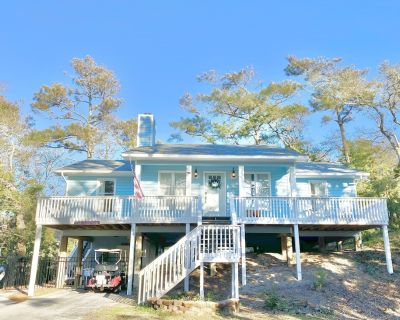 Sea Glass Cottage-Private Fenced In Pool, Oceanside, Luxury upgrades, Golf Cart - Emerald Isle