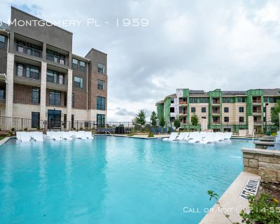 Modern sophistication apartment in Montgomery Placeone month free