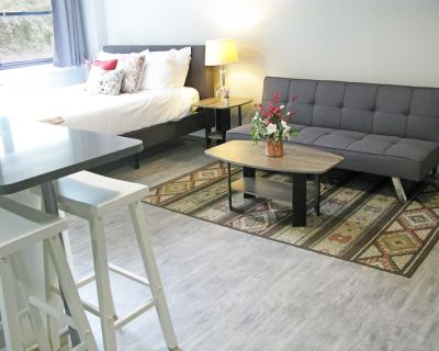 ParkView DOWNTOWN Modern Loft+Full Kitchen, Gym, Rooftop - Mobile Central Business District