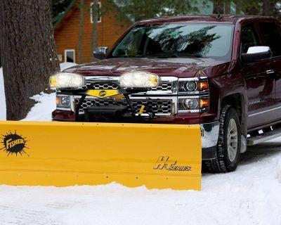 2021 Fisher Plows HT Series Snow Plow Blades Harrisburg, PA