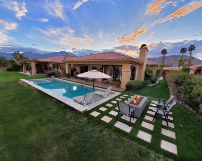 PGA West Gorgeous Home With Modern Pool, Spa, Fire Pit, & BBQ #226522 4 Bedroom - La Quinta