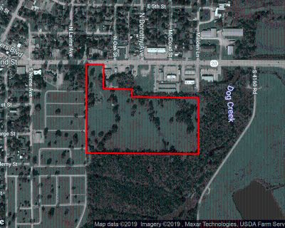 35 Acres Available