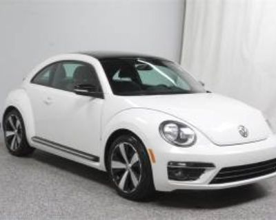 2013 Volkswagen Beetle Turbo Coupe Manual (PZEV)