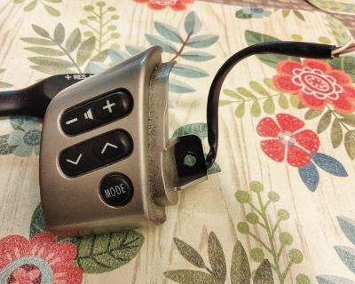 Volume radio control
