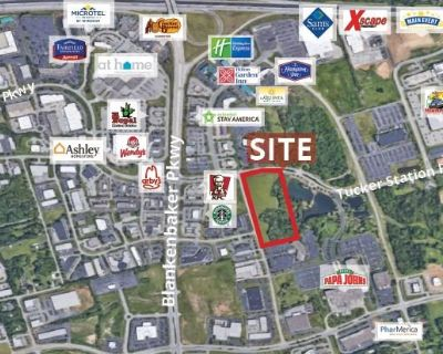 10.44 Acres of Prime Commercial Land For Sale
