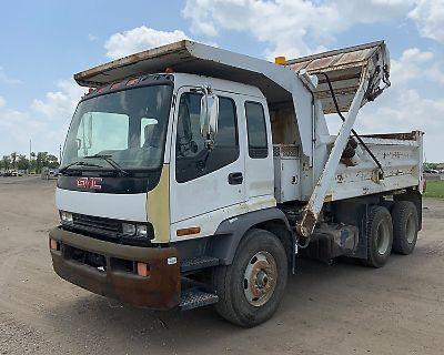 2005 GMC F8B064 Dump Trucks Truck