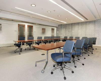 Large Conference/Training Room in Reston Town Center, Reston, VA