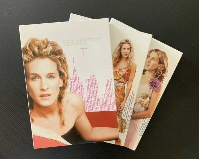 Sex and the City Seasons 1-3