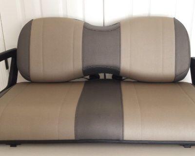 Two (2) Bran New – NEVER USED - Yamaha Golf Cart Seats