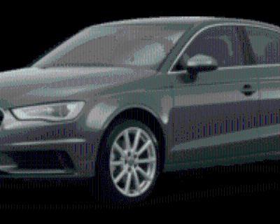 2015 Audi A3 Premium Sedan 2.0T quattro