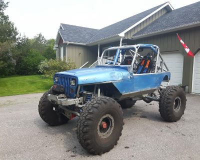YJ Buggy / Crawler for sale