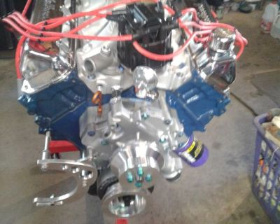 ford 466 524 549 engines