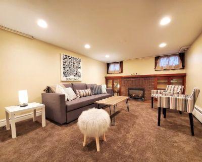 Loftium Charming Suite in Lovely Wash Park, Denver - Washington Park
