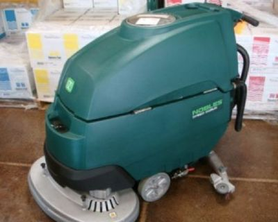 Floor Scrubbers and Sweepers
