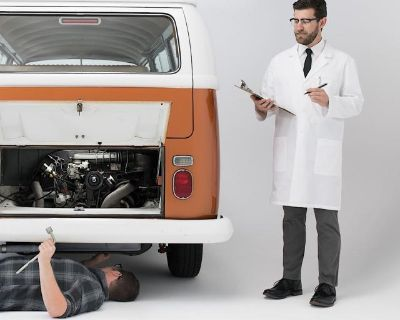 Pre-Purchase Inspection PPI for Vintage Volkswagen