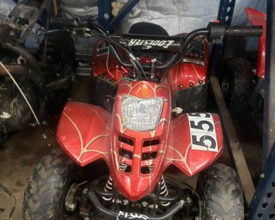 2015 QIYE Coolster Mountopz 110cc ATV Off Road Forest View, IL