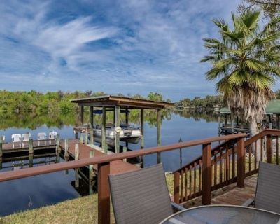 Fisherman s Paradise located on the St Johns River, minutes away from the beach - Satsuma