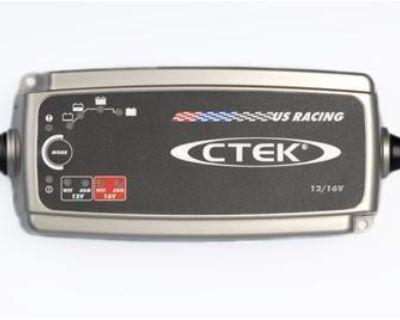 New Ctek Murs 7.0 Combination 12/16 Volt Battery Charger Turbo Start Racing Agm