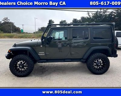 Used 2015 Jeep Wrangler 1 OWNER CLEAN CARFAX