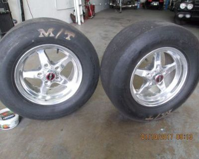Mickey Thompson And Wheels For Mustang 2005 And Up 5.250 Back Spacing