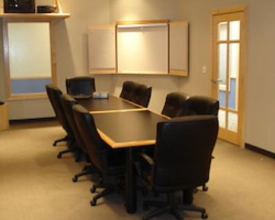 Private Meeting Room for 8 at Intelligent Office of El Paso (West-side)