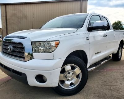Used 2007 Toyota Tundra Limited Double Cab 2WD