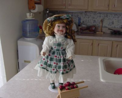 Cute Country Doll