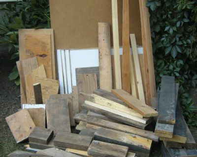 Lumber-Odds & Ends (Kindling/Firewood/Projects?)