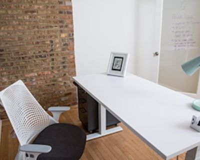 Private Office for 3 at Ampersand Cowork