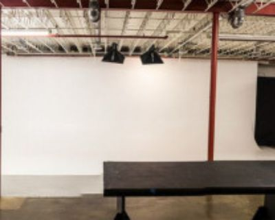 Studio Space with 90 Cyc Wall & Styling Kitchen, Louisville, KY