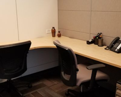 Private Office for 1 at Office Evolution - Raleigh Crabtree Valley Mall