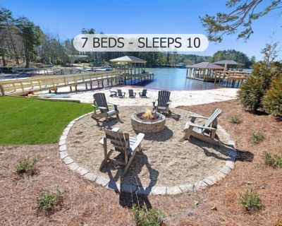 Updated Waterfront Chalet - Family Friendly With Optional Boat Rental! - Mayhew